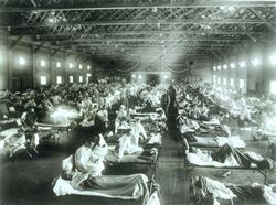 hospital beds oldtime